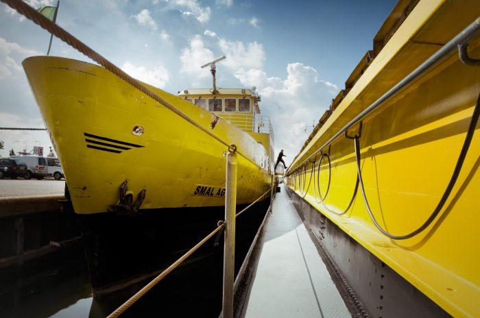bedrijfsreportage maritiem