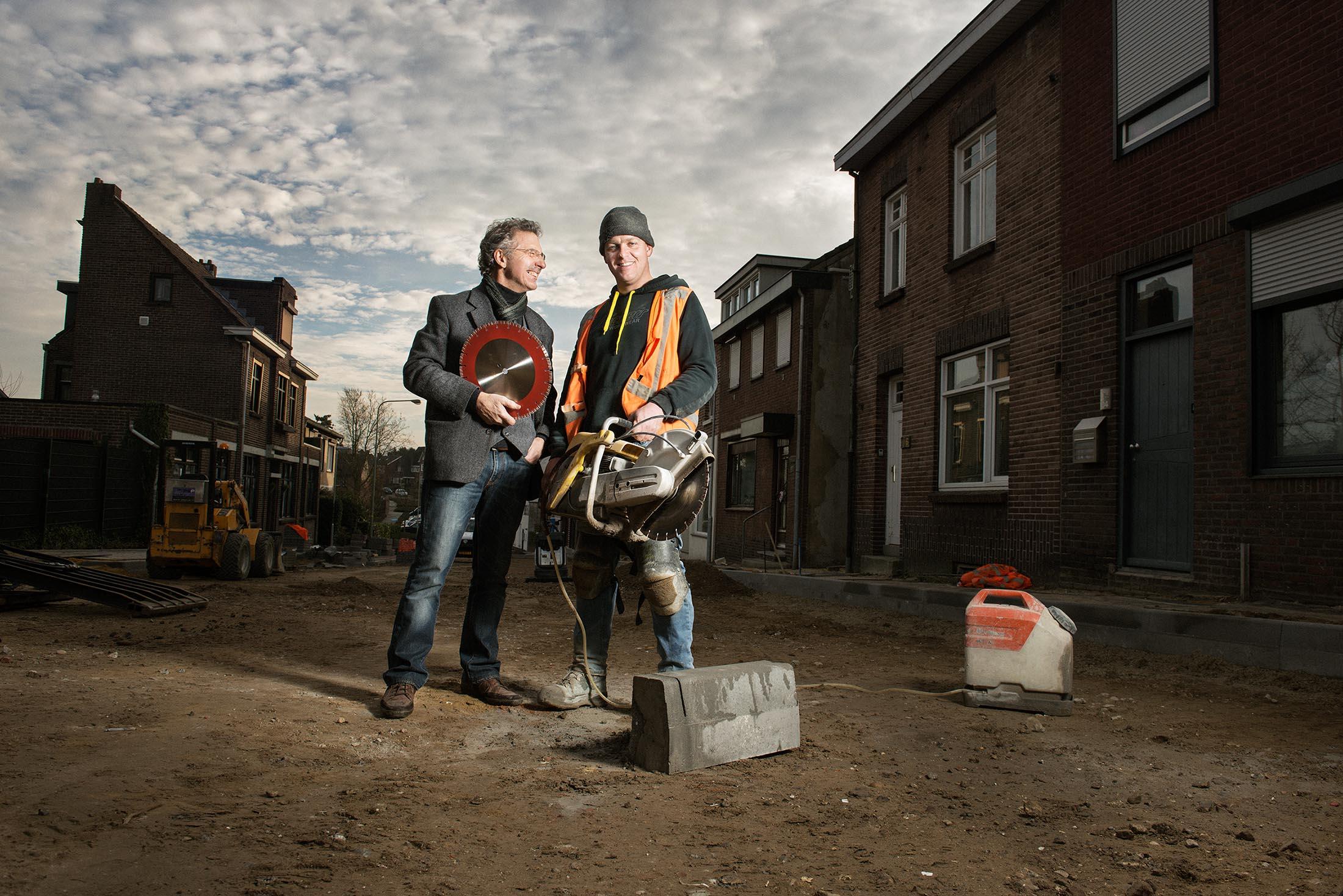 bedrijfsreportage fotografie bouw bedrijf