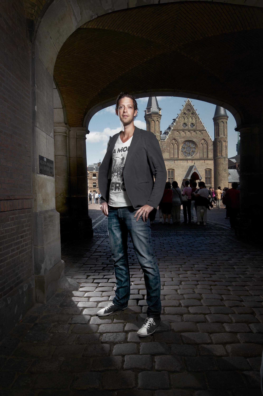 portret communicatie professional Pieter van Hofwegen | ABP Magazine